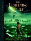 The Lightning Thief - Rick Riordan, Jesse Bernstein