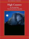 High Country (Anna Pigeon, #12) - Nevada Barr, Barbara Rosenblat