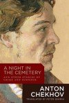 A Night in the Cemetery: And Other Stories of Crime and Suspense - Anton Chekhov, Peter Sekirin