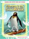 Surf's Up: Coloring and Activity Book and Stickers - Joe F. Merkel, N. T. Raymond, John Sazaklis, Tom Morgan