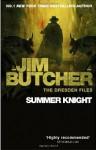 Summer Knight (Dresden Files, #4) - Jim Butcher