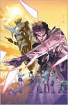 Gambit, Vol. 2: Tombstone Blues - James Asmus, Clay Mann, Pasqual Ferry