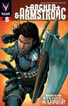 Archer & Armstrong (2012- ) #5 (Archer & Armstrong - Fred Van Lente, Emanuela Lupacchino, Guillermo Ortego
