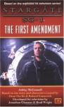 Stargate SG-1: First Amendment - Ashley McConnell