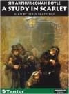 A Study in Scarlet (Library Edition) - Derek Partridge, Arthur Conan Doyle
