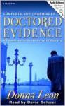 Doctored Evidence (Audio) - Donna Leon, David Colacci
