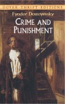 Crime and Punishment - Fyodor Dostoyevsky, Susan L. Rattiner, Paul Negri, Constance Garnett