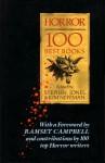 Horror: The 100 Best Books - Stephen Jones, Kim Newman, Ramsey Campbell