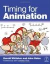 Timing for Animation - Harold Whitaker, John Halas