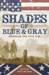 Shades of Blue and Gray: Ghosts of the Civil War - Chaz Brenchley, Laird Barron, Russell Davis, Ambrose Bierce, Steve Berman, Albert E. Cowdrey, Melissa Scott, Jameson Currier, Nick Mamatas, Kristopher Reisz, John F.D. Taff, Lee Hoffman, Jeff Mann, Connie Wilkins, Tenea D. Johnson, Caren Gussoff, Will Ludwigsen, Carrie La