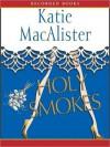 Holy Smokes (Aisling Grey, Guardian, #4) - Katie MacAlister, Barbara Rosenblat