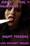 Night Terrors (Jezri's Nightmares, #4) - Lisa McCourt Hollar