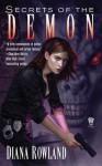 Secrets of the Demon (Kara Gillian #3) - Diana Rowland