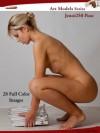 Jenni250 Art Models Pose - Douglas Johnson