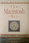 The Macintosh Way - Guy Kawasaki
