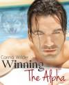 Winning The Alpha (BBW Paranormal Romance) (Wolf Rock Shifters) - Carina Wilder