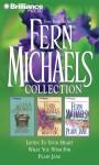 Fern Michaels: Listen to Your Heart: What You Wish For: Plain Jane - Laural Merlington, Fern Michaels, Joyce Bean