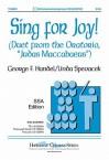 "Sing for Joy!: Duet from the Oratorio ""Judas Maccabaeus"" - Linda Spevacek, G.F. Handel"