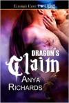 Dragon's Claim - Anya Richards