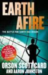 Earth Afire (First Formic War) - Orson Scott Card, Aaron Johnston