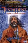 Testament, Vol. 3: Babel - Douglas Rushkoff, Liam Sharp, Peter Gross, Gary Erskine