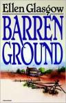 Barren Ground - Ellen Glasgow