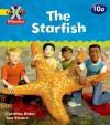 Project X: Phonics: Yellow 10a the Starfish - Rider, Cynthia Rider