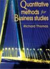 Quantitative Methods for Business Studies - Richard Thomas