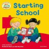 Starting School. by Roderick Hunt and Annemarie Young - Roderick Hunt