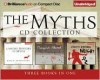 The Myths Collection 1 (I - III) - Sandra Burr, Karen Armstrong, Jeanette Winterson, Margaret Atwood