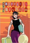 Hopeless Savages Volume 3: Too Much Hopeless - Jen Van Meter, Christine Norrie, Ross Campbell