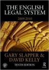 English Legal System - Gary Slapper, David Kelly