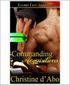 Commanding Acquisitions - Christine d'Abo
