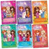Secret Kingdom Pack, 6 books, RRP £29.94 (Enchanted Palace; Unicorn Valley; Cloud Island; Mermaid Reef; Magic Mountain; Glitter Beach). - Rosie Banks