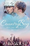 Country Boy (Hot Off the Ice Book 2) - A. E. Wasp