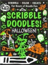 Scribble Doodles! Halloween! - Autumn Publishing, Dan Bramall, Andy Cooke, Joe Stites