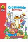 Crosswords Challenges Activity Zone - School Zone Publishing Company