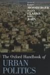 The Oxford Handbook of Urban Politics - Karen Mossberger, Susan Clarke, Peter John