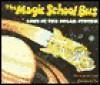 Lost In The Solar System (Board Book) - Joanna Cole, Bruce Degen