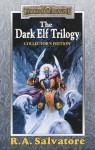 The Dark Elf Trilogy (Forgotten Realms: Dark Elf Trilogy, #1-3; Legend of Drizzt, #1-3) - R.A. Salvatore, Jeff Easley