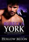 Hollow Moon (Decorah Security Series, Book #17): A Paranormal Romantic Suspense Novella - Rebecca York