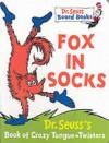 Fox in Socks (Dr.Seuss Board Books) - Dr. Seuss