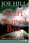 Heart-Shaped Box LP - Joe Hill