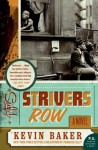 Strivers Row (City of Fire Trilogy) - Kevin Baker