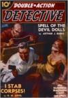 Double Action Detective 09/39 - Arthur J. Burks, J.W. Scott