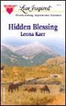 Hidden Blessing - Leona Karr
