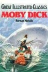 Moby Dick (Great Illustrated Classics) - Herman Melville, Shirley Bogart