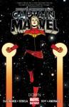 Captain Marvel, Vol. 2: Down - Kelly Sue DeConnick, Christopher Sebela, Dexter Soy, Filipe Andrade