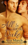 All in with the Duke - Ava March