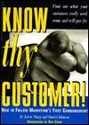 Know Thy Customer!: How to Follow Marketing's First Commandment - Kevin Sharp, Daniel Johnson